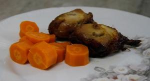 frango com cenoura